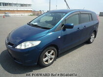 Used 2007 MAZDA PREMACY BG404874 for Sale for Sale