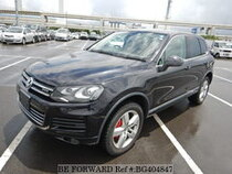 Used 2011 VOLKSWAGEN TOUAREG BG404847 for Sale for Sale