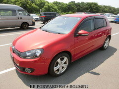 Best Price Used VOLKSWAGEN GOLF for Sale - Japanese Used Cars BE FORWARD