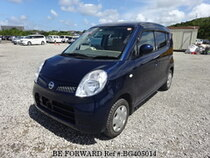 Used 2010 NISSAN MOCO BG405014 for Sale for Sale