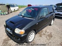 Used 1999 SUZUKI ALTO WORKS BG406603 for Sale for Sale