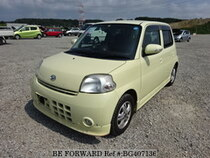 Used 2008 DAIHATSU ESSE BG407136 for Sale for Sale