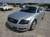 Used 2000 AUDI TT BG407150 for Sale for Sale