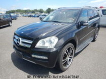 Used 2007 MERCEDES-BENZ GL-CLASS BG407242 for Sale for Sale