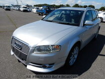 Used 2007 AUDI A4 BG407250 for Sale for Sale