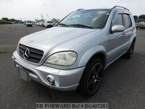 Used 2004 MERCEDES-BENZ M-CLASS BG407261 for Sale for Sale