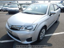 Used 2014 TOYOTA COROLLA AXIO BG406901 for Sale for Sale