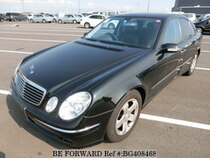 Used 2005 MERCEDES-BENZ E-CLASS BG408468 for Sale for Sale