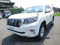 Used 2018 TOYOTA LAND CRUISER PRADO BG408383 for Sale for Sale