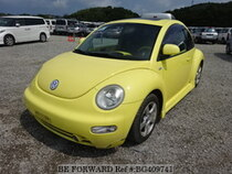 Used 1999 VOLKSWAGEN NEW BEETLE BG409741 for Sale for Sale