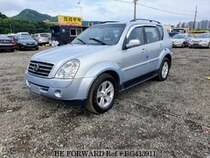 Used 2009 SSANGYONG REXTON BG413911 for Sale for Sale