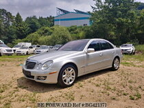 Used 2007 MERCEDES-BENZ E-CLASS BG421371 for Sale for Sale