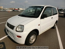 Used 2011 MITSUBISHI MINICA BG415019 for Sale for Sale