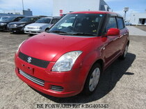 Used 2007 SUZUKI SWIFT BG405343 for Sale for Sale