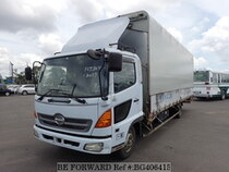 Used 2005 HINO RANGER BG406415 for Sale for Sale