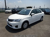 Used 2014 TOYOTA COROLLA AXIO BG407004 for Sale for Sale