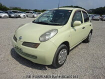 Used 2004 NISSAN MARCH BG407161 for Sale for Sale