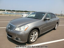 Used 2009 NISSAN FUGA BG407769 for Sale for Sale