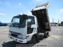 Used 2001 HINO RANGER BG409700 for Sale for Sale