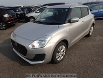 Used 2018 SUZUKI SWIFT BG408644 for Sale for Sale