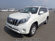 Used 2014 TOYOTA LAND CRUISER PRADO BG414785 for Sale for Sale