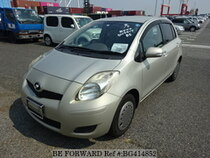 Used 2009 TOYOTA VITZ BG414852 for Sale for Sale