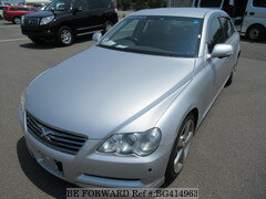 Best Price Used TOYOTA MARK X for Sale - Japanese Used Cars BE FORWARD