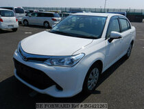 Used 2015 TOYOTA COROLLA AXIO BG421261 for Sale for Sale