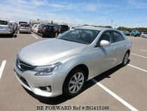 Used 2014 TOYOTA MARK X BG415169 for Sale for Sale