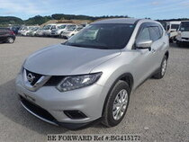 Used 2015 NISSAN X-TRAIL BG415173 for Sale for Sale