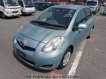 Used 2009 TOYOTA VITZ BG415262 for Sale for Sale