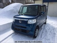 HONDA N BOX PLUS
