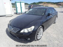 Used 2010 TOYOTA MARK X BG440030 for Sale for Sale