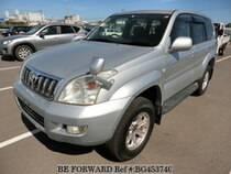 Used 2003 TOYOTA LAND CRUISER PRADO BG453740 for Sale for Sale