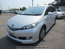 Used 2014 TOYOTA WISH BG440130 for Sale for Sale