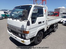 Used 1992 TOYOTA DYNA TRUCK BG453807 for Sale for Sale