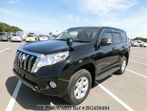 Used 2016 TOYOTA LAND CRUISER PRADO BG458494 for Sale for Sale