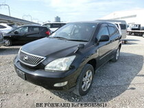 Used 2006 TOYOTA HARRIER BG458618 for Sale for Sale