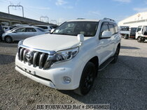 Used 2015 TOYOTA LAND CRUISER PRADO BG458625 for Sale for Sale