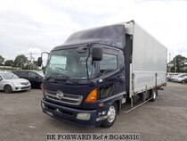 Used 2006 HINO RANGER BG458310 for Sale for Sale