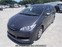 Used 2014 TOYOTA WISH BG458513 for Sale for Sale