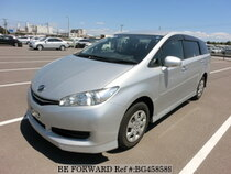 Used 2014 TOYOTA WISH BG458589 for Sale for Sale