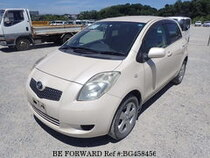 Used 2007 TOYOTA VITZ BG458456 for Sale for Sale