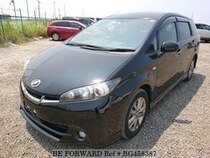 Used 2012 TOYOTA WISH BG458387 for Sale for Sale
