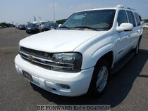 Used 2003 CHEVROLET TRAILBLAZER BG459550 for Sale for Sale