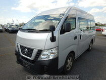 Used 2018 NISSAN CARAVAN VAN BG459523 for Sale for Sale