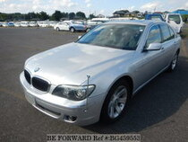 Used 2008 BMW 7 SERIES BG459553 for Sale for Sale