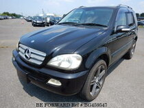 Used 2005 MERCEDES-BENZ M-CLASS BG459547 for Sale for Sale