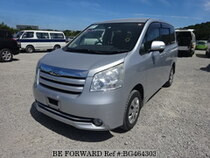 Used 2008 TOYOTA NOAH BG464303 for Sale for Sale