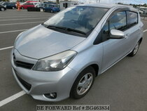 Used 2011 TOYOTA VITZ BG463834 for Sale for Sale